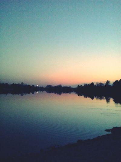 Sundown Lake SenecaLake Summer2015 Friends Love :3