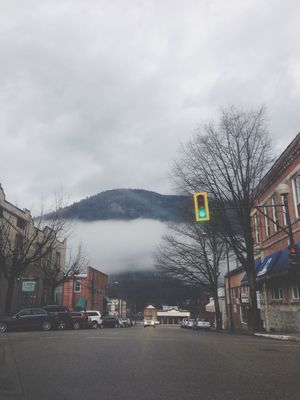 My home town nelson bc💛 Love Where I Live Bc Kootanys Streetphotography Clouds And Sky Building And Sky