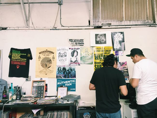 Behind the scenes at Sonidoclash & Desmadre HQ in San Jose
