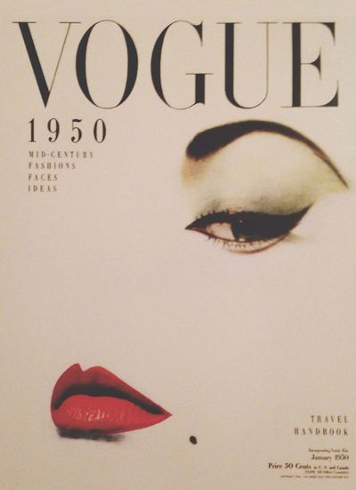 Vogue VintageVogue Vogue Cover