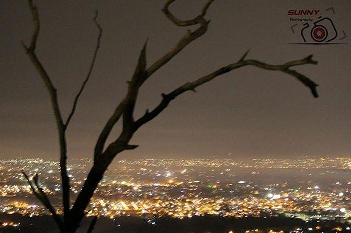 "Namma 9️⃣t Mysore. View: Chamundi Hills ISO: 400 Shutter-speed: 1/50"" Ig_karnataka Canon Sunny_Frames"