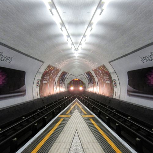 My Best Photo 2014 Taking Photos London Underground Chancerylane