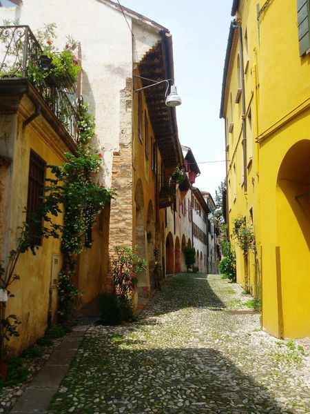 Bella Giornata Trevisocity Treviso Good Morning Passeggiando Per Le Vie Del Centro Passeggiata Pausa Pranzo Goodday Colori
