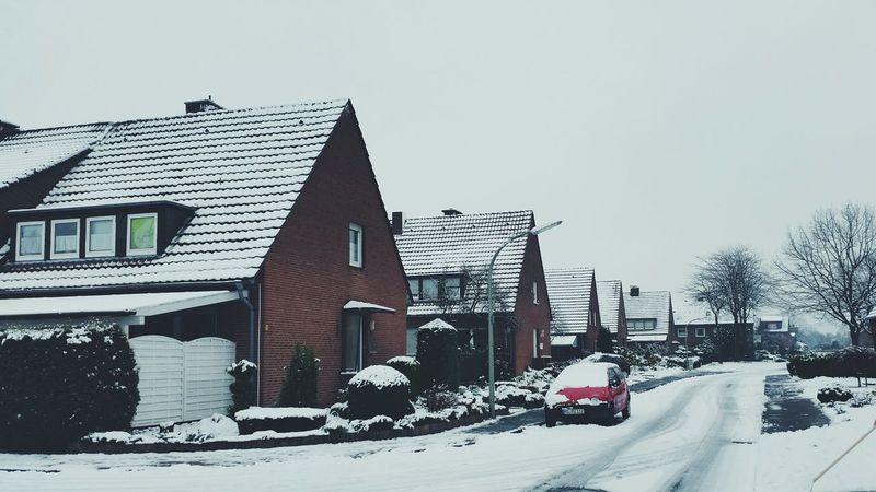 Winter wonderland. Taking Photos Vscocam Ruhrgebiet Photography