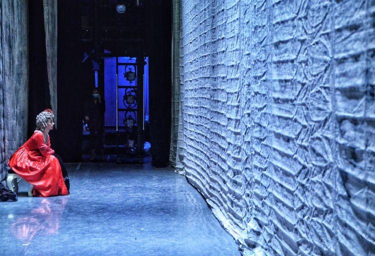 Ballet Dancer Ballerina Ballet Class Tbilisi Dance Dancing Dancer Pose Painter - Artist Ballet Studio Orchestra Concert  Georgianballet Georgianartist Arts Culture And Entertainment Art is Everywhere Art And Craft Artphotography Tbilisi Georgia Blue Textile Modern Art Oil Paint Oil Painting