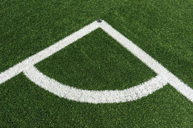 Corner spot Lines American Football Field Backgrounds Competition Competitive Sport Corner Corners And Edges Full Frame Grass Grass Area Leisure Games Lines, Shapes And Curves Outdoors Playing Field Soccer Soccer Ball Soccer Field Soccer Team  Sport Sports Event  Sports Team Stadium Team Sport Turf White Color
