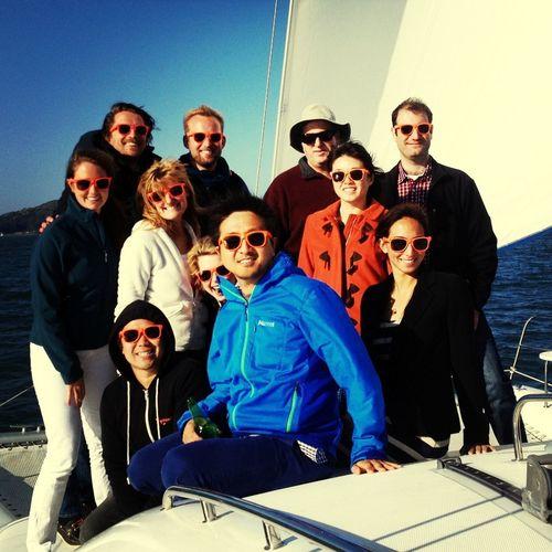 AppLift Bay Sail!