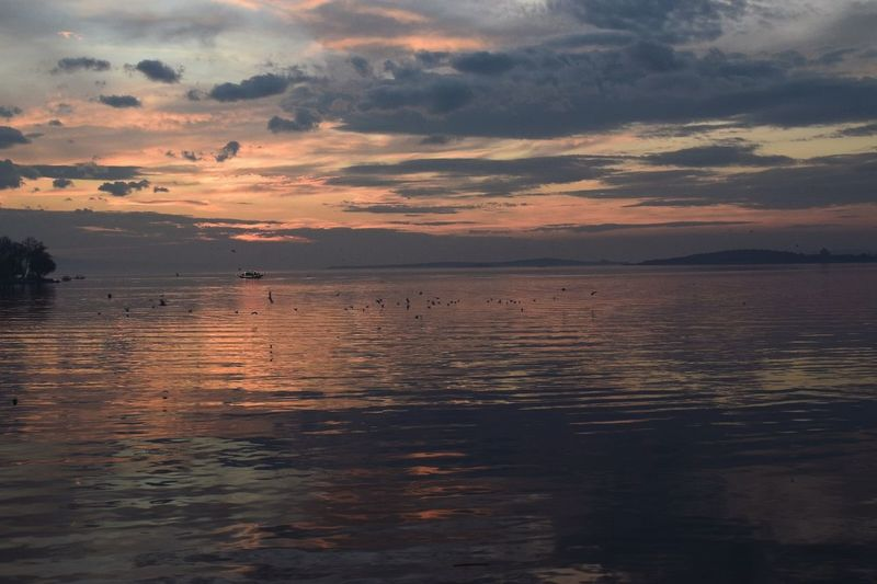 °LakeMut°° #photography #Lake #Today  #Nature  VSCO Vscoday Turkey #symetry Water Low Tide Sea Sunset Beach Multi Colored Beauty Red Swimming Silhouette Standing Water Bay Of Water Reflection Lake