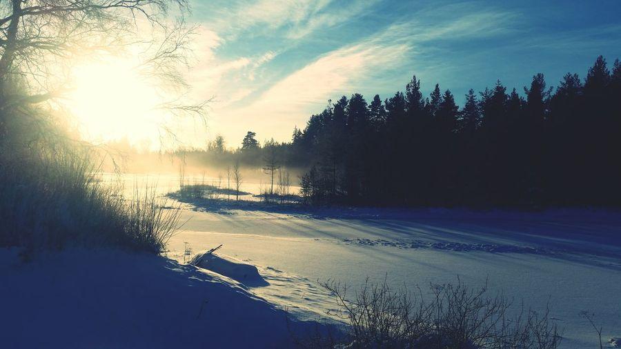 Snöån
