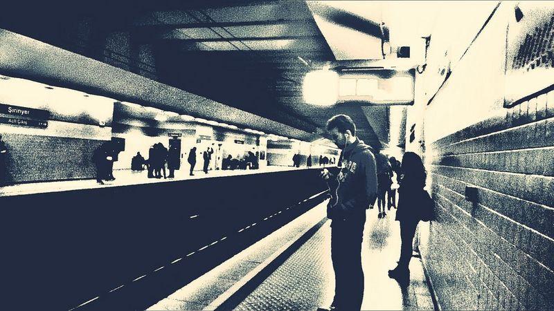 Taking Photos Light And Shadow Darkness Night Fantastic Gece One Night Hello World Life Hayat Mycamera ızmir Ruhu Olan Bir Sehir Quality Time Black & White Siyahbeyaz