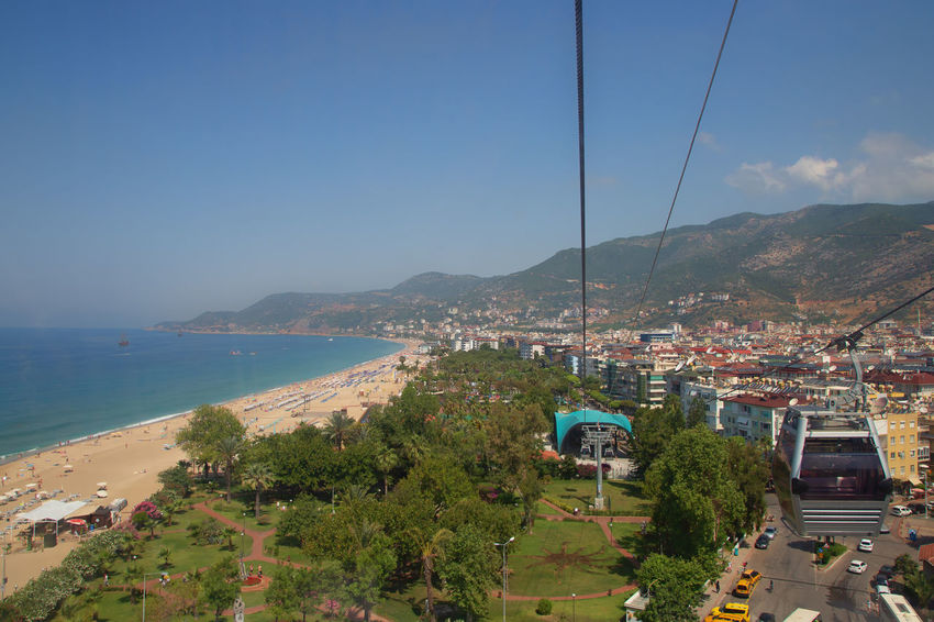 Cablecar Ride Alanya Cable Car Coastline Holiday Transportation Turkey Vacation Time Architecture Beach Beachlife Building Exterior Cablecar Cables And Wires Cityscape Emeraldcoast Land Landscape Mode Of Transportation Mountain Nature Sea Sky Tourist Destination Vacation Destination Water