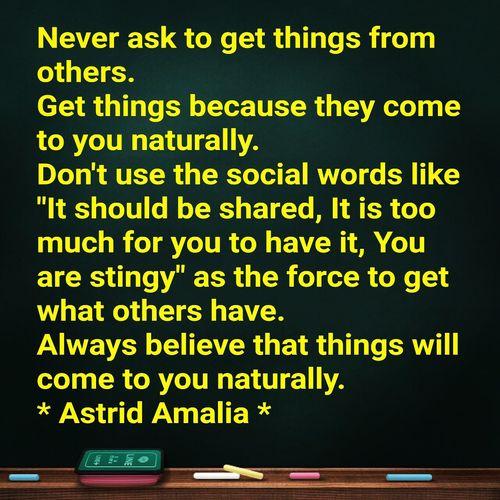#quote : .