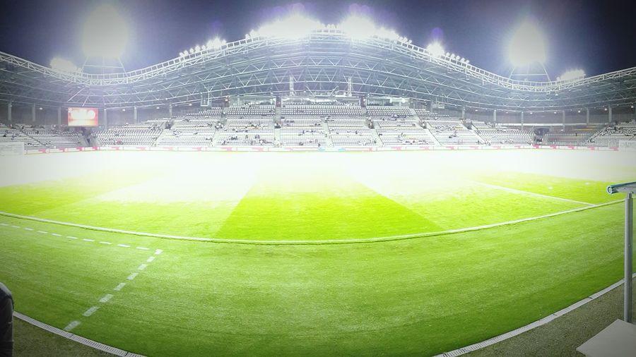 Sport Green Color Event Spectator Geometric Shape Outdoors Football First Eyeem Photo