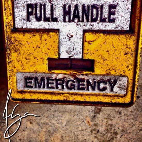 The art of emergency equipment... Hahahaha Razhar Bogor, Indonesia Arutmin