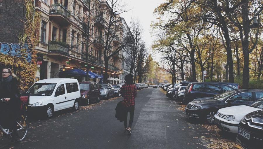 the strip. U Fall_collection Enjoying Life Takingphotos Walking Home