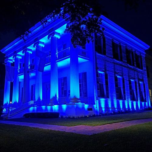 Rest Easy. Austin Texas Dallas Tx DallasPoliceDetpartment Bluelivesmatter Governor's Mansion