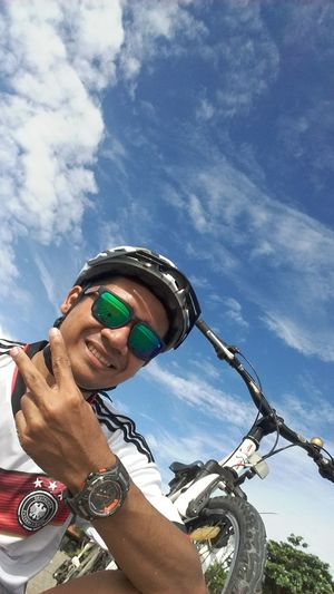 I love cycling ✌ CyclingUnites
