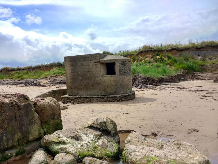 fraisthorpe beach ww2 defences Erosion Sand Dune Yorkshire Coast Ww2 Defences Sea Defenses Fraisthorpe Fraisthorpe Beach Concrete Structure Concrete Ww2 WW2 Leftovers Fraisthrope