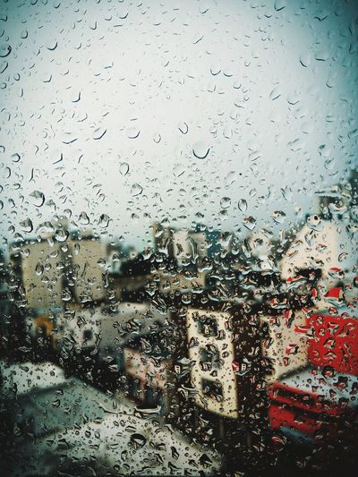 First Eyeem Photo Lluvia Rain City Petricor Petricore