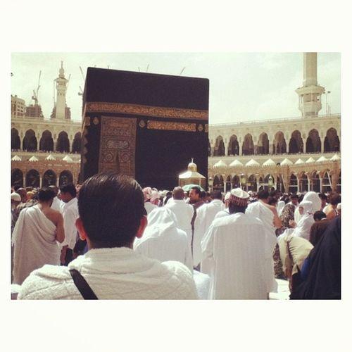 Travel Masjidil Harram Makkah Kaabah