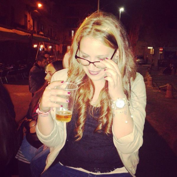 Glassess Baby Me Birra magic crazy like hair instalove instacool
