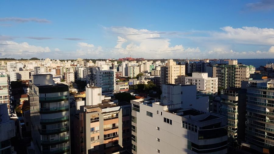 JC CST VALE Jardim Camburi Vitoria-es Vale Sol Da Tarde City Cityscape Urban Skyline Skyscraper Downtown District Business Finance And Industry Modern Sky Architecture Building Exterior Office Building Residential Structure Building Residential Building