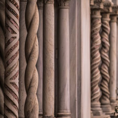 Barcode. Full Frame Backgrounds Arrangement Europe Rome Roma Rome Italy Bella Italia Italia Italy❤️ Architecture_collection Architecture And Art Architectural Design Architecture Art Art And Craft Church Basilica Traveling Travel Barcode Cropped Detail Depth Of Field Religion