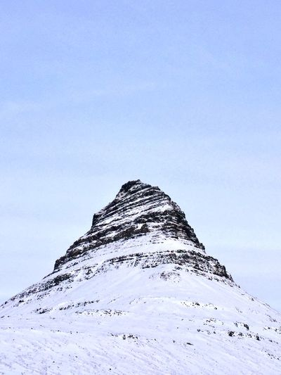 Kirkjufell, Iceland Got Game Of Thrones Kirkjufell Scenics Low Angle View Winter Beauty In Nature Outdoors Landscape Snowcapped Mountain Cold Temperature