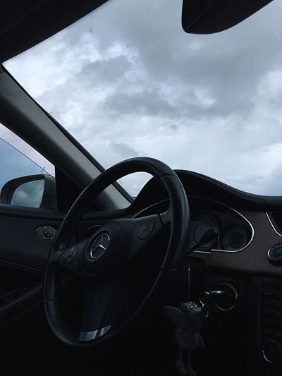 Car Transportation Land Vehicle Mode Of Transport Car Interior Side View Road Cloud In A Row Day Car Door Order Repetition Sky Windscreen Outdoors