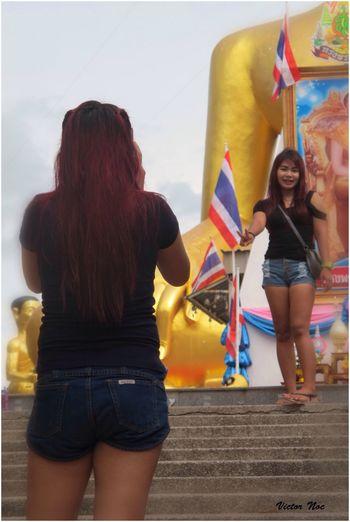 Victor Noc Art 🎱 Thailandia 2015 La Collina Del Budda Thailandia 2015 VicNoc Pattaya City Ragazze Thailandesi Artfoto VicNocArt