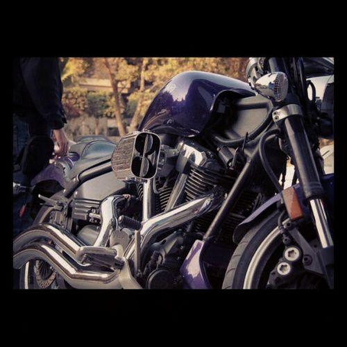 My YamahaWarrior1700 Beast on Wheels Yamaha Motorcycles BikerBoy InstaBikerBoys InstaMotorcycles InstaYamaha IRide Warrior