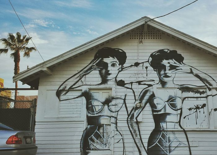 The Queens of Electric Ave. WeAreJuxt Vscocam Droid