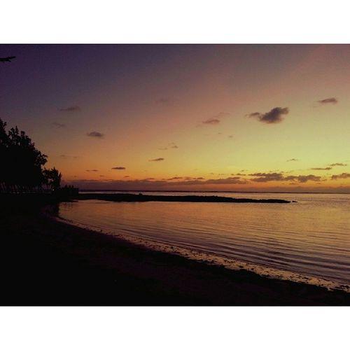 Igersmauritius Sunset Bellemare East mauritius