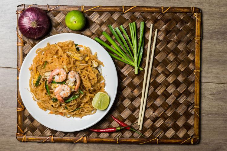 Thai food ,pad