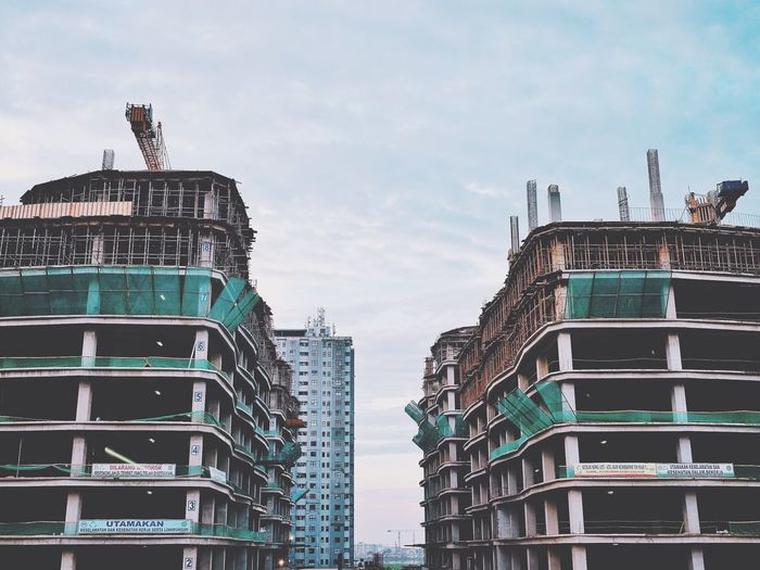 Under construction. First Eyeem Photo