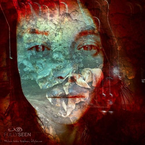 Fall Vibes Autumn Autumn Colors Melancholy Fall Fall Beauty Double Exposure Red Self Portrait Intuitiveart Fullyseen