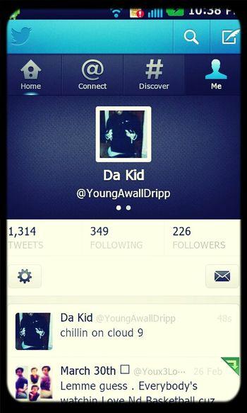 follow me get @ me