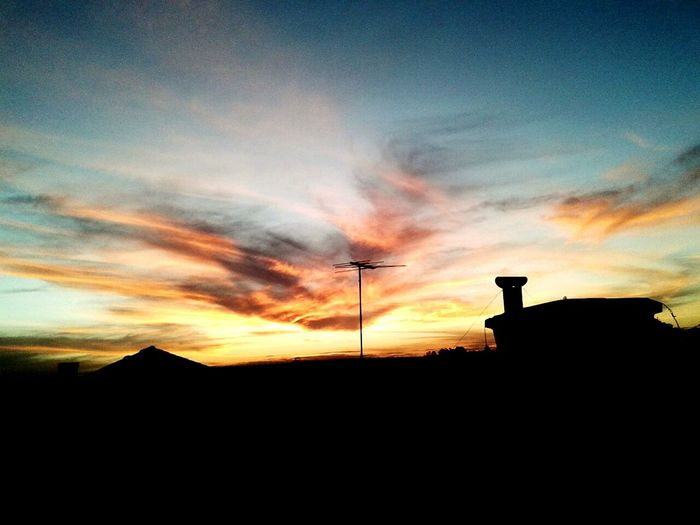Sunshine ☀ Naturelover Sun ☀ Perfect Sky ♡ Clouds And Sky Cellphone Photography