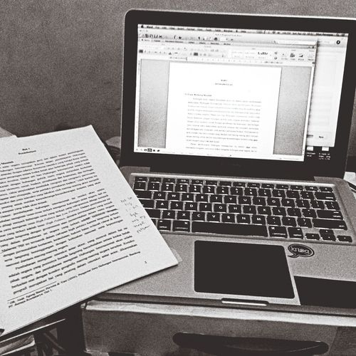 Let's go back on the thesis... Thesis International Relation Studies Revision