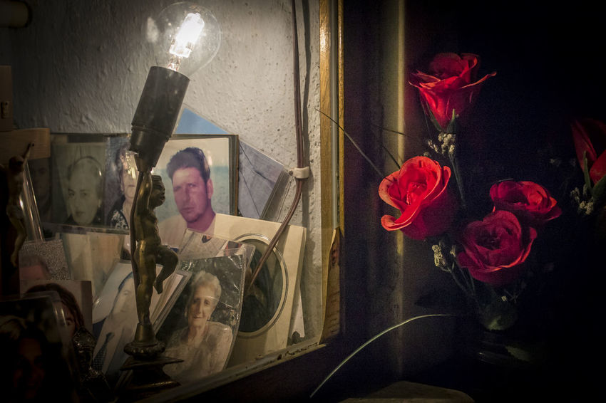 Rituals & Cultural Dead Mourning Ritual Napoliphotoproject Remembers