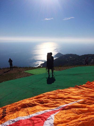 Travel Mediterranean  Paracadutismo School