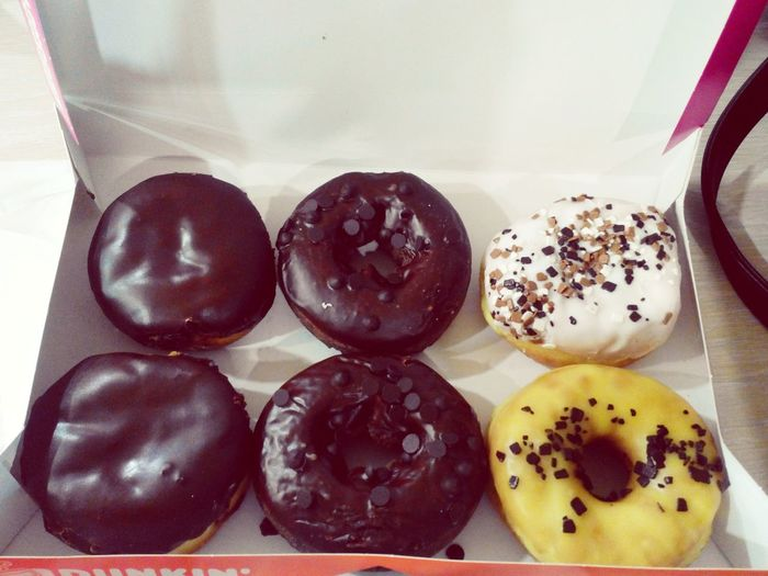Dunkin Donuts пончики First Eyeem Photo