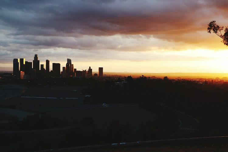 Los Angeles California evening Cloud - Sky Cityscape Sky Sunset Photography