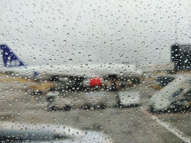London London Airport Airport Plane Rain Rainy Days Raindrops Plane Window Leaving On A Jetplane Leaving London Rain Drops Rainy Days☔