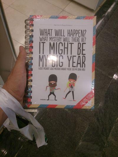 My new agenda ???? Cool Superbritanico