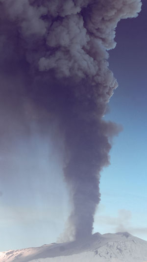 Catania Smoke - Physical Structure Sky Erupting Geology Nature Environment Volcano Power In Nature No People Beauty In Nature Power Day Mountain Land Cloud - Sky Outdoors Emitting Active Volcano Landscape Heat - Temperature Pollution Air Pollution Volcanic Crater Mountain Peak