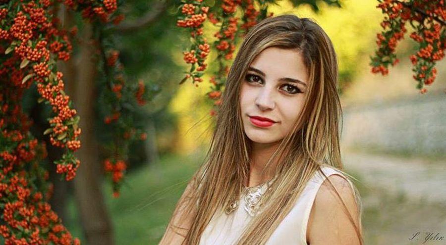 Enjoying Life Girl S.yılıkphotography Colors S.yılık photography
