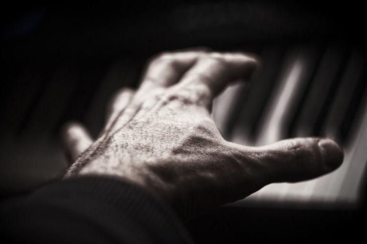 Music Hand Piano Pianist Blackandwhite Dramatic Drama VSCO
