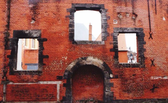 Vestige Abandoned Ruin Architecture