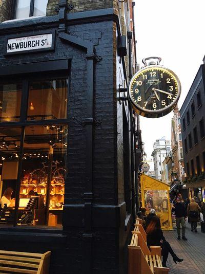 Shinola soho london Clock Outdoors I Phone 6s detroit runwell